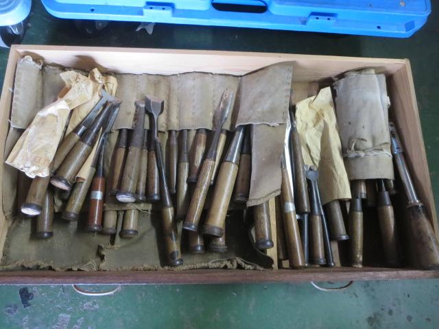 大工さんの道具